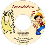 Arpacadabra - DVD di un concerto per bambini