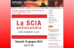 Convegno Italtecno Convegno Italtecno – La SCIA Antincendio