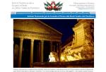 Guardia d'Onore al Pantheon – delegazione di Vicenza Guardia d'Onore al Pantheon – delegazione di Vicenza